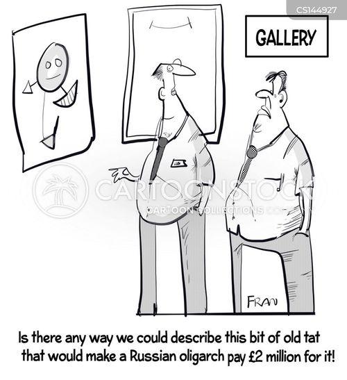 oligarch cartoon