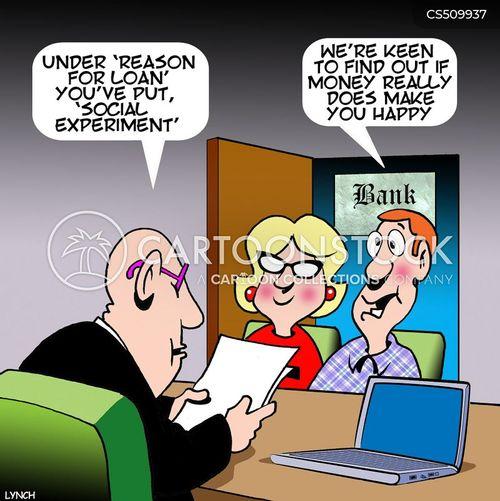 social experiment cartoon