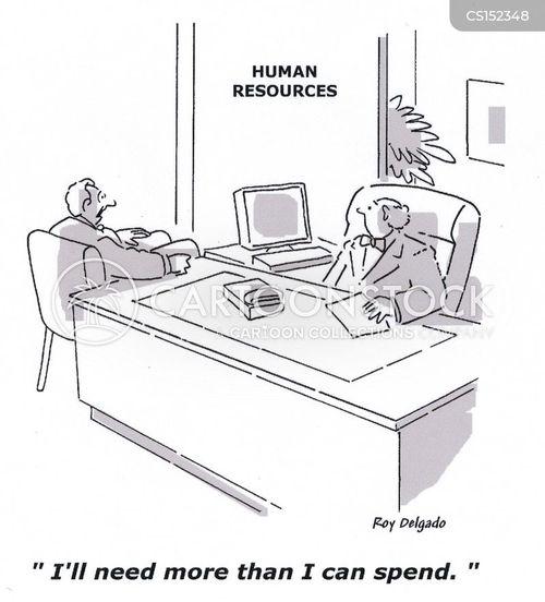 spenders cartoon