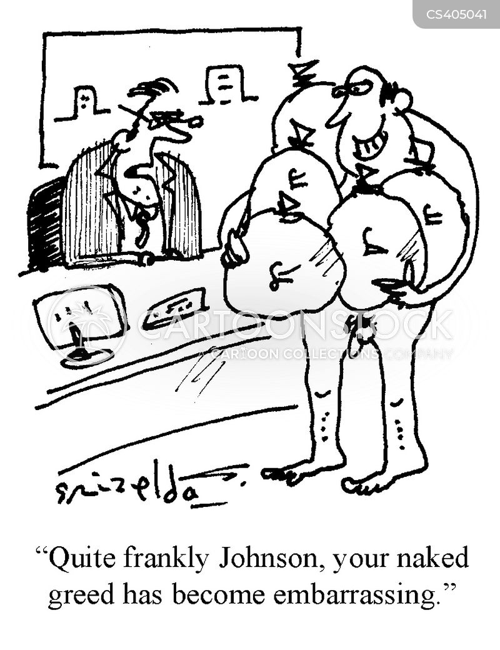 global financial crisis cartoon