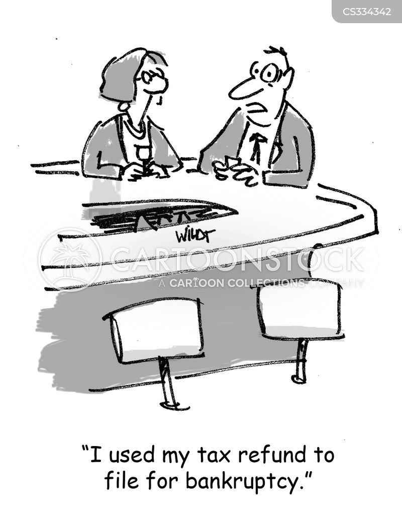 Cartoon – My Tax Refund | HENRY KOTULA