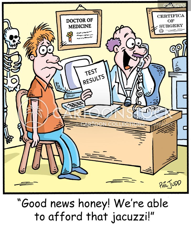 good fortune cartoon