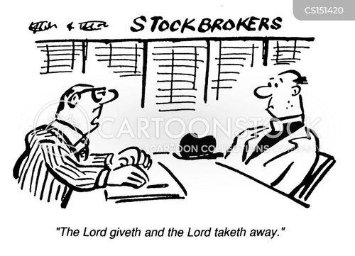 the church cartoon