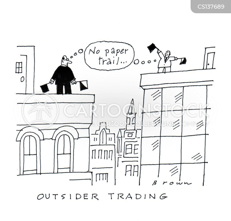 Stock Market Tips Cartoons and Comics - funny pictures from CartoonStock