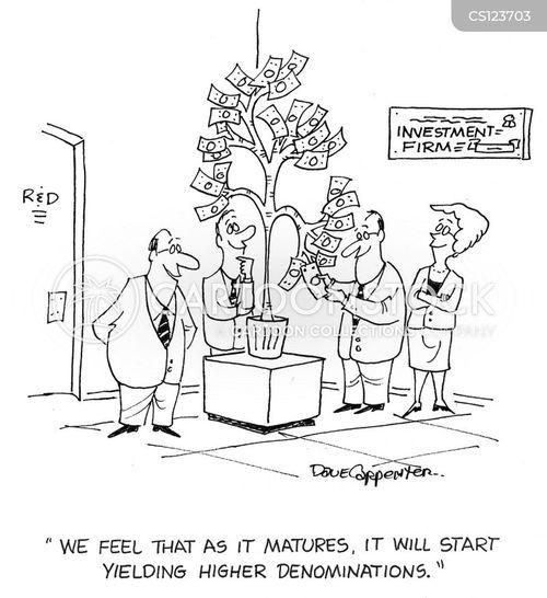 yield cartoon