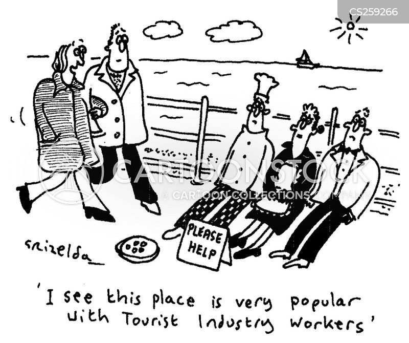 Tourism Industry Cartoons and Comics - funny pictures from