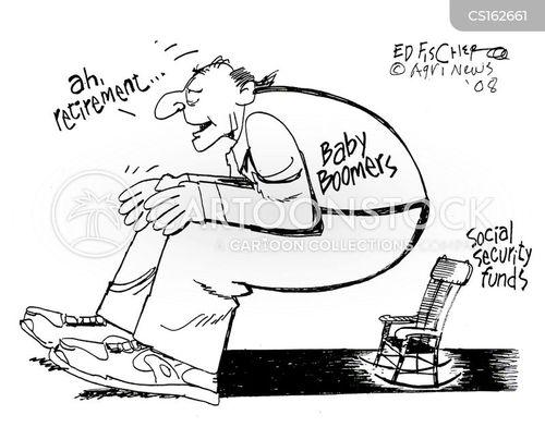 us market cartoon