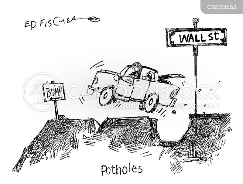 underfunding cartoon