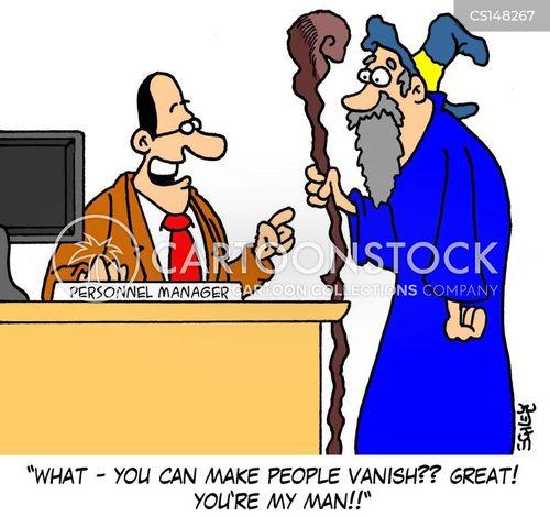 vanish cartoon