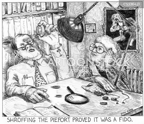 phoney cartoon