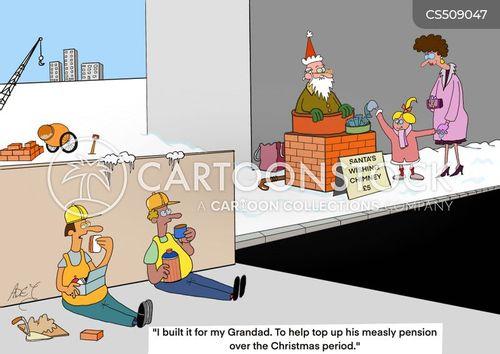 brickie cartoon