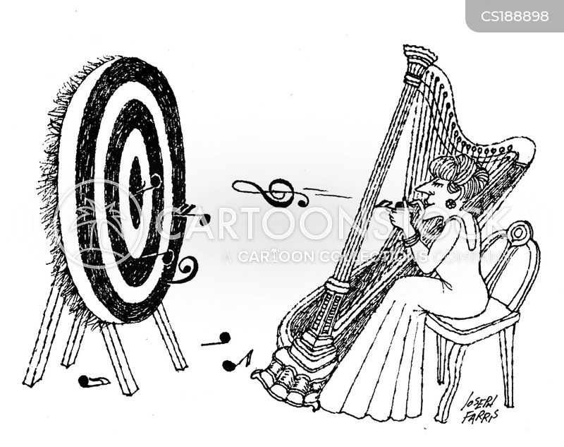harps cartoon