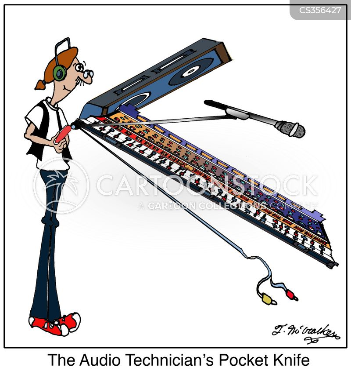 audio cartoon