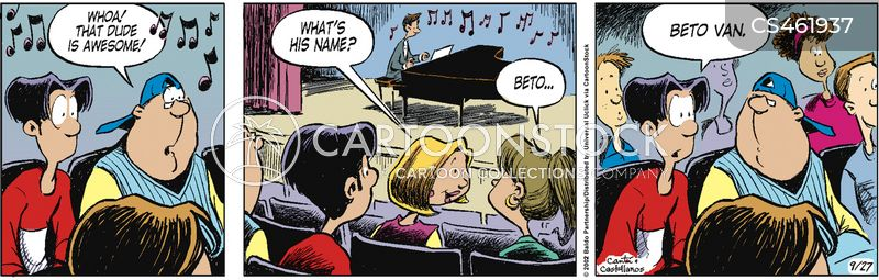 soloists cartoon