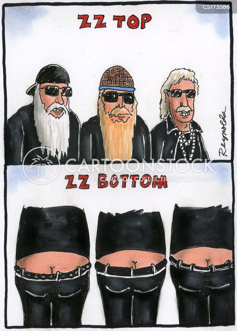 band name cartoon