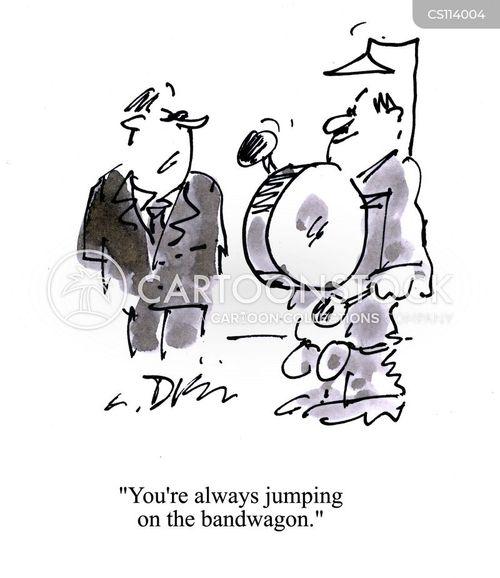 tambourine cartoon