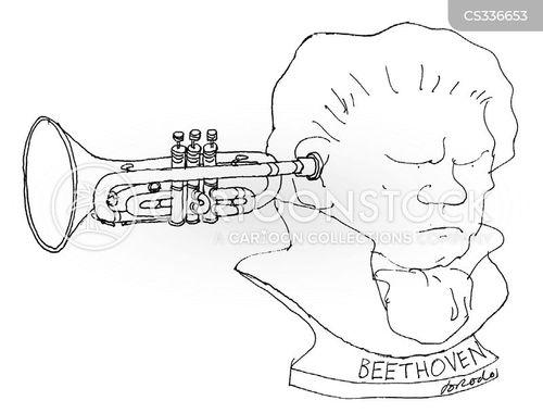 concerto cartoon