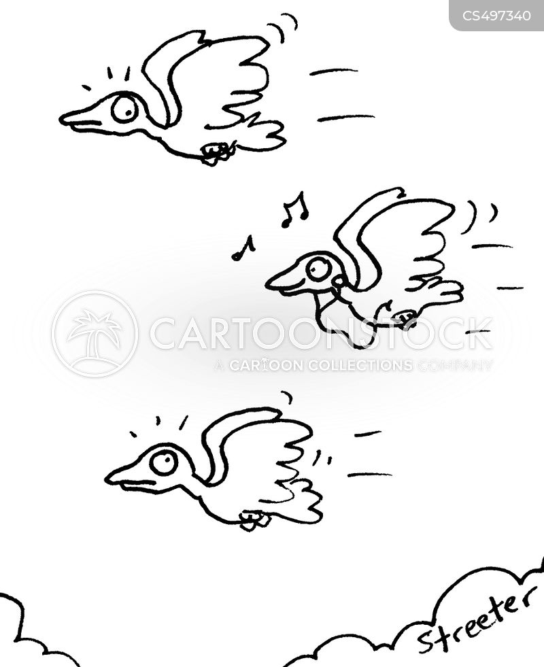song list cartoon