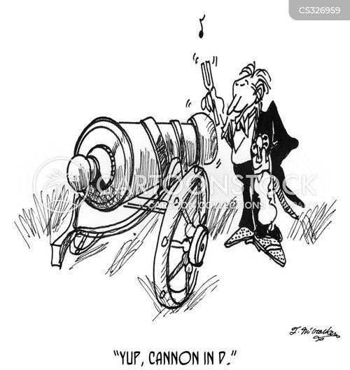 in tune cartoon