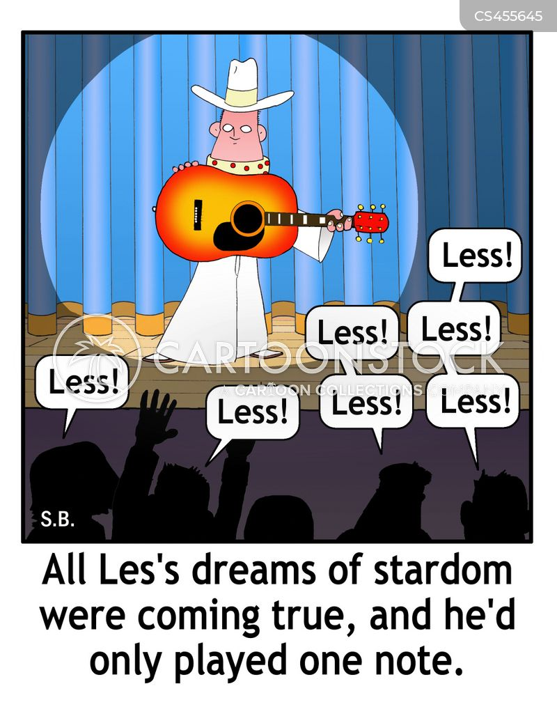 stardom cartoon