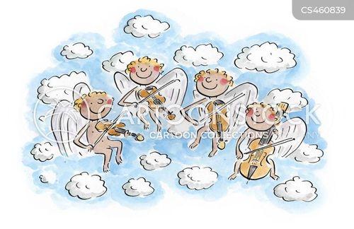 cherub cartoon