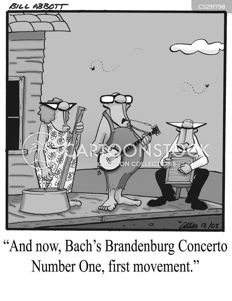 Bach cartoons, Bach cartoon, funny, Bach picture, Bach pictures, Bach image, Bach images, Bach illustration, Bach illustrations