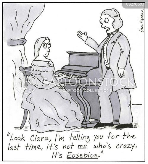 schumanns cartoon