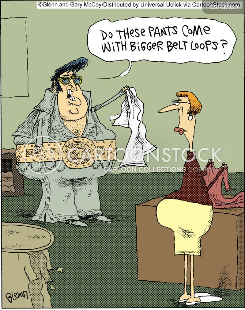 elvis impersonators cartoon