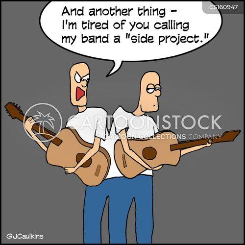 twin brothers cartoon