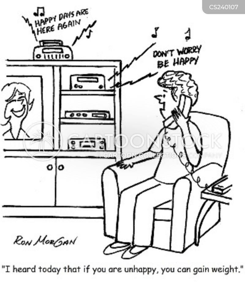 happy music cartoon
