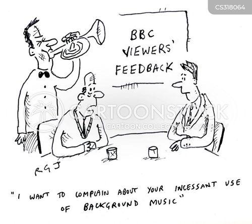 brass bands cartoon