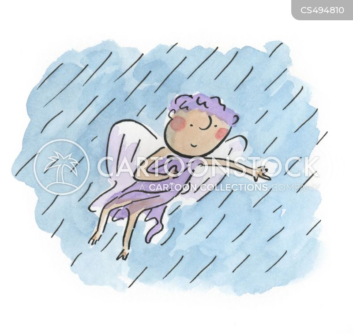 sea myth cartoon