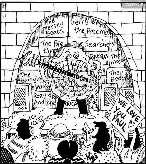 searchers cartoon