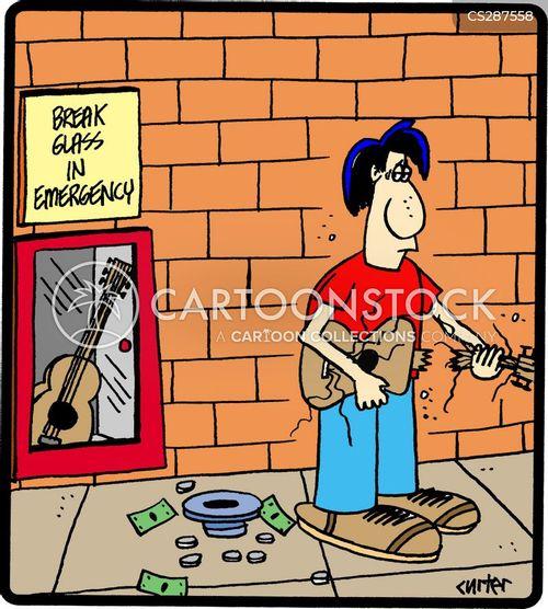 peddlers cartoon