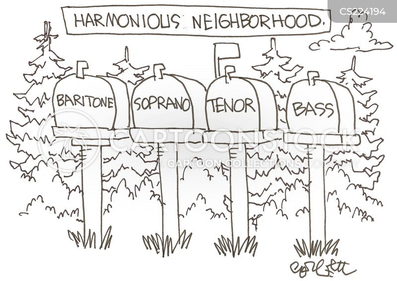 baritones cartoon