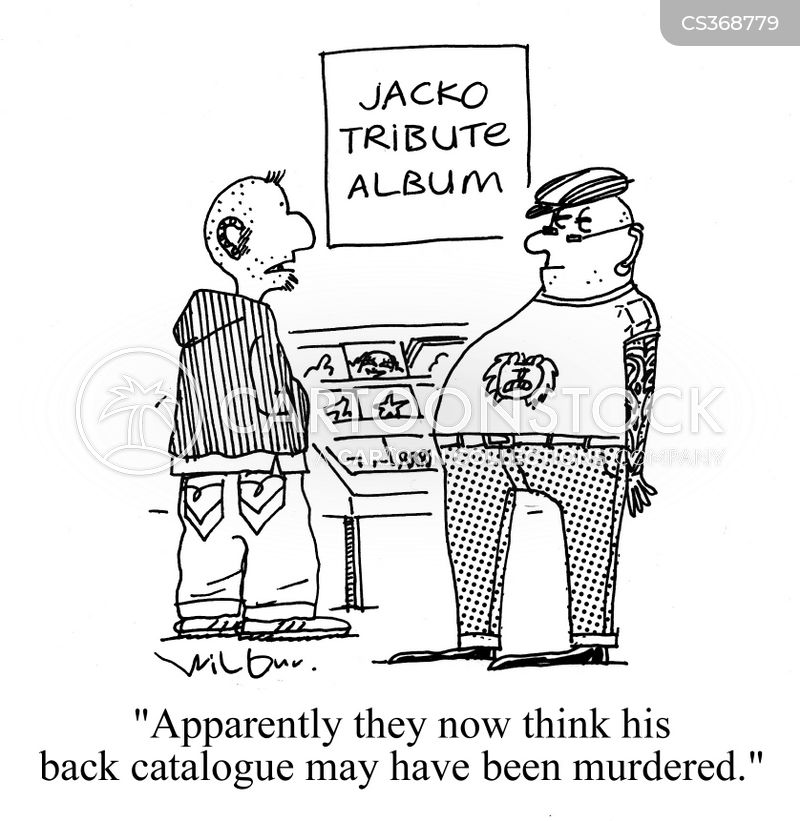 music shop cartoon