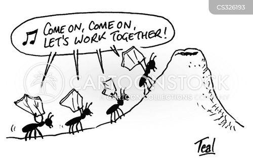 mantra cartoon