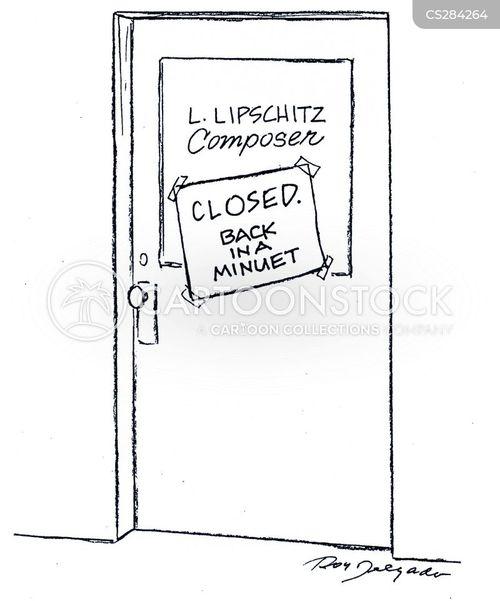 minuets cartoon