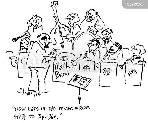 tempos cartoon