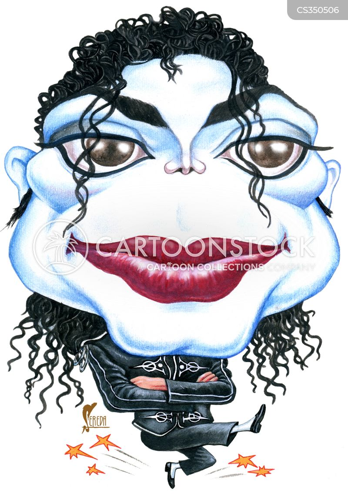 michael jackson cartoon