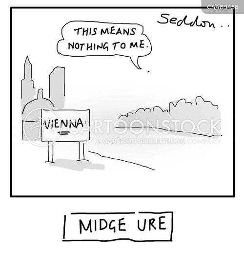 midge cartoon