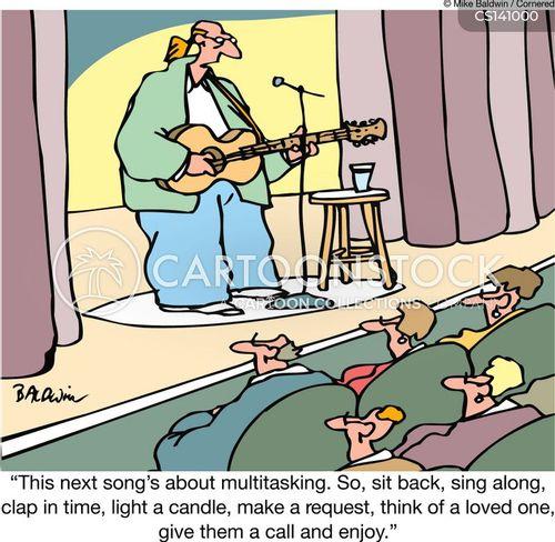 sing along cartoon
