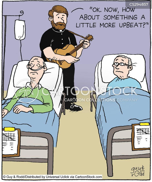uplifting cartoon