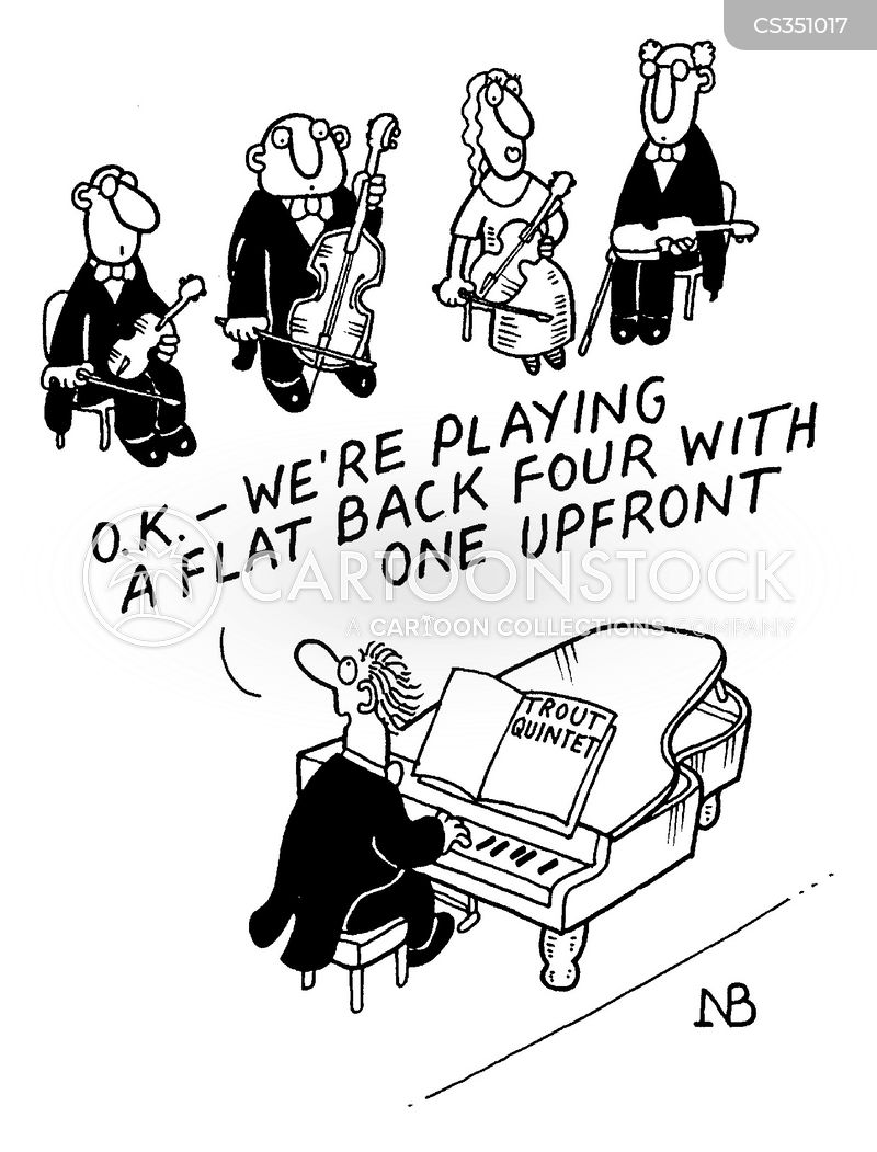 quintet cartoon