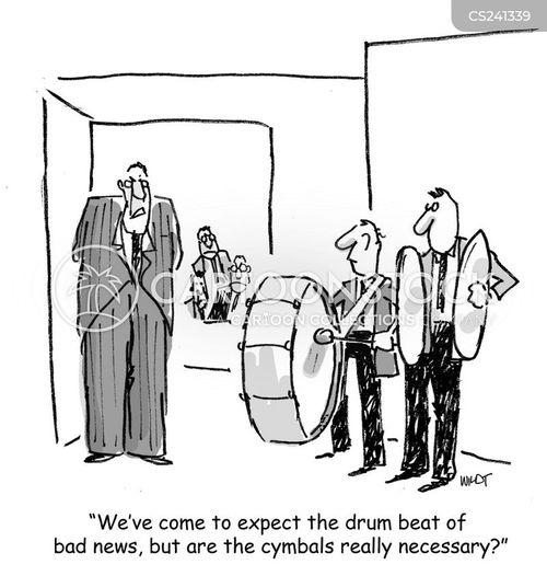 cymbals cartoon
