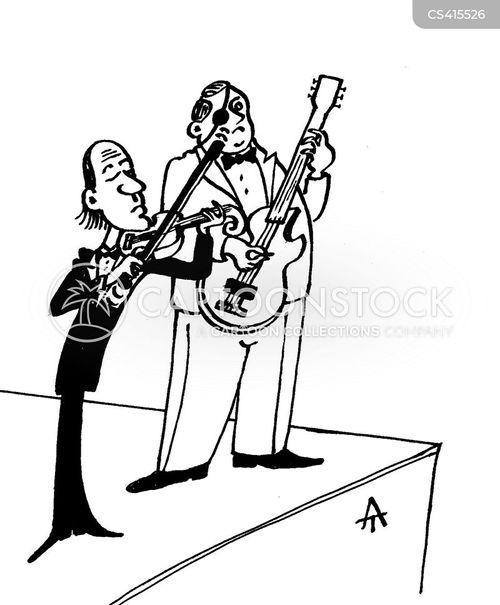 duet cartoon