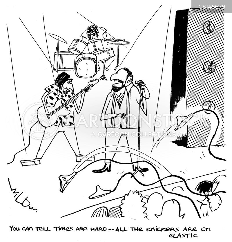 music concerts cartoon