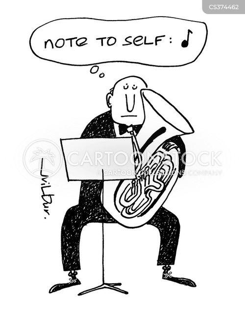 note to self cartoon