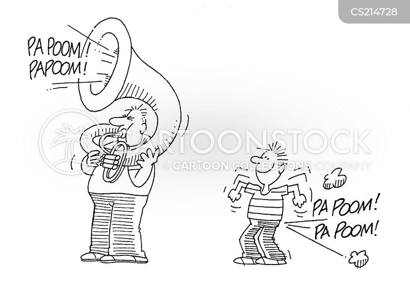 bassoons cartoon