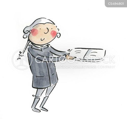 notary public cartoon